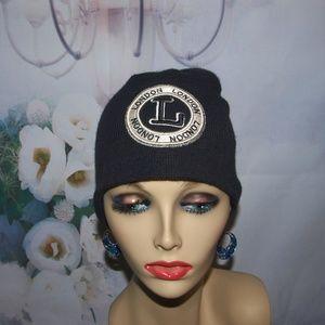London Knit Hat by Robin Ruth Warm Souvenir Hat